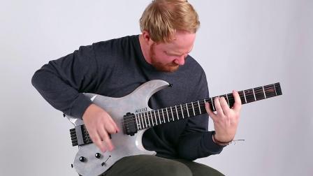 Kiesel Guitars - Wes Thrailkill - Gone Playthrough