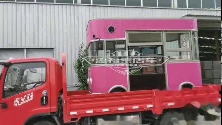 惠福莱售货车厂家直销流动冰淇淋车