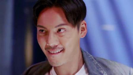 橙红年代:陈伟霆穿上西服梳着背头真的很帅哦!