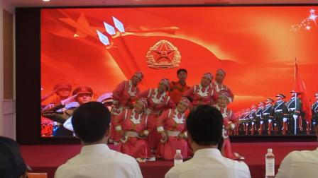 辽宁凤城秋霞风韵2020年7月27日随政协拥军协会去东汤演出实况