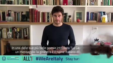 We are Italy -  Lino Guanciale.mp4
