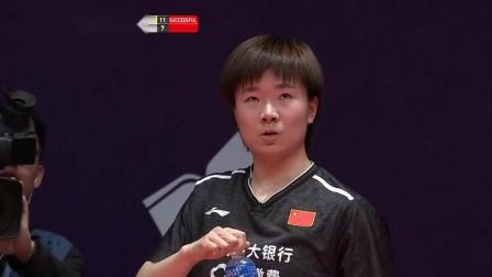 中国(陈雨菲)对中国-羽毛球女单广州世巡2019 1080p