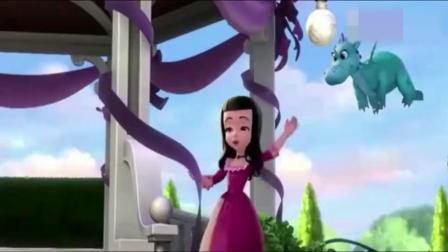 小公主苏菲亚第四季:詹姆斯送给苏菲亚一艘飞船,谁知却没飞回来