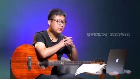 《囚鸟》吉他弹唱教学C调入门版 高音教