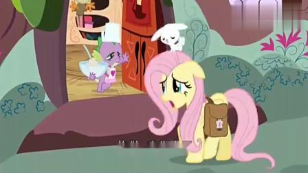 小马宝莉:穗龙太喜欢吃宝石了,做蛋糕要放宝石,自己却全吃了