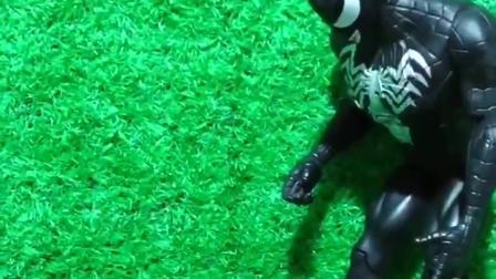 奥特曼被怪兽制服了,怪兽把奥特曼变成了小乌龟,小朋友快救救奥特曼