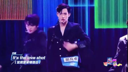 【少年之名】EXO《Love Shot 宣告》学员Cover舞台公开