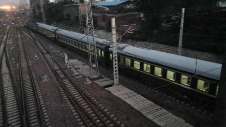 K7808进大同站