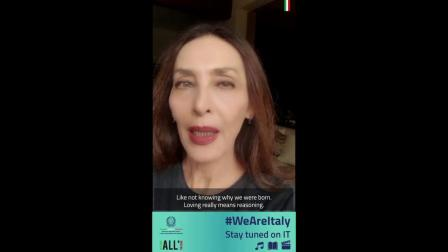 We are Italy -  Maria Rosaria Omaggio