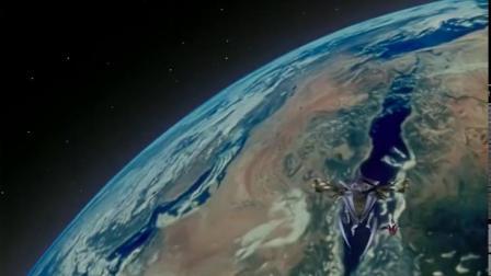 超时空大决战:奥特曼打怪兽,海陆空全占了,迪迦的战斗最辛苦