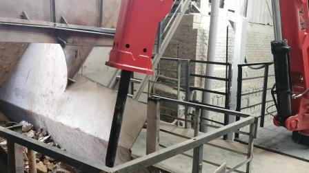 固定式液压碎石机