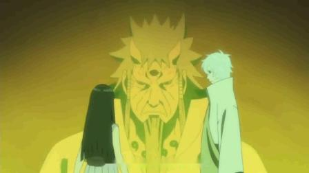 火影忍者:日向一族继承了羽村的血脉,六道仙人抽走十尾查克拉!