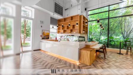 南宁烘焙店装修/图图家烘焙店装修设计案例,简约而不简单!