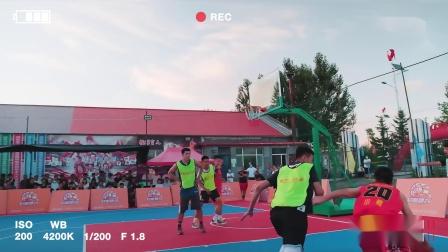 启航篮球3V3比赛集锦-爱印象影音工作室