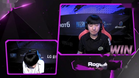 StarCraft II 7月29日GSL2020S2 8进4 Rogue(Z) vs Dream(T) 2020