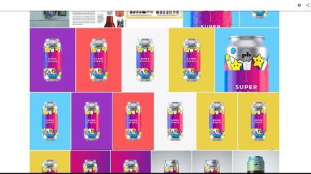 C4D教程-灰猩猩GSG商业广告饮料易拉罐产品三维渲染教程