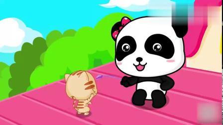 宝宝巴士儿歌:我爱我的小动物
