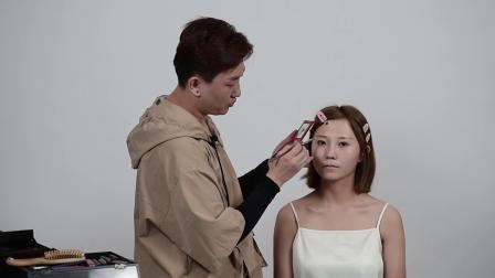 济南化妆培训女生必看-生活妆详细步骤讲解,济南人像摄影化妆培训学校
