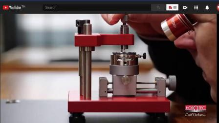 Horotec 悬吊起针工具 评论与指南 - 05.125 05.120