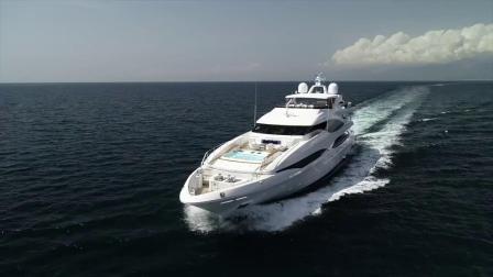 45米  Q95 号超级游艇.