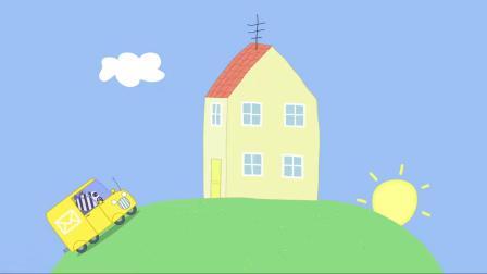 小猪佩奇:猪爸爸网上购买玩具柜,这下方便多了