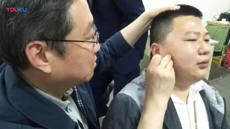 杨威新吾蝶腭神经节针刺法治疗鼻炎干眼症针灸手法实操演示学习视频_高清