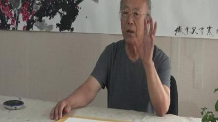 国画大师周明智生日的艺术大餐