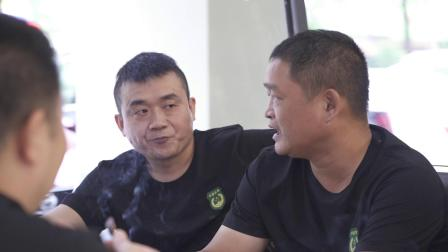 武警北京总队七支队20周年战友聚会