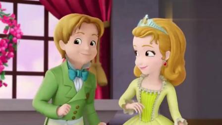 小公主苏菲亚:苏菲亚想送妈妈礼物,结果却被比了下去,有点伤心!
