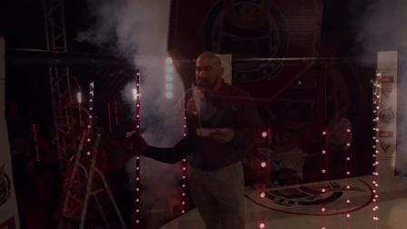 Jordan Stronge vs. Gary Ellison