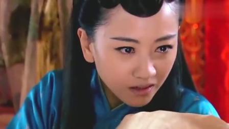 陆贞传奇皇后临死之际只能把孩子交给陆贞