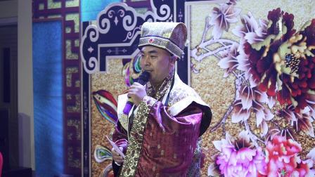 通辽首席中式婚礼主持人王立会老师作品