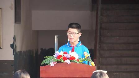 定陶区第二实验中学2020年庆八一视频