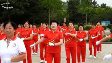 舞林盟主大兴区迎8月2日全民健身日活动20200801