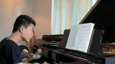 贝多芬第五号奏鸣曲《小悲怆》第一乐章