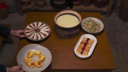 """【滇西小哥】白族人的""""东方奶酪""""——羊乳饼"""