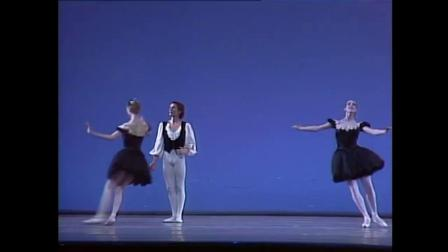 1983 NYCB 巴兰钦 Mozartiana 片段 Suzanne Farrell, Ib Andersen