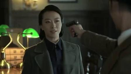 伪装者:刘秘书送来咖啡,怎料明楼没点咖啡,立马意识到情况不对