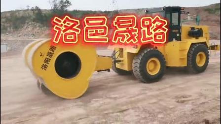 什么是冲击压路机?哪个厂家的冲击碾压机品质好?