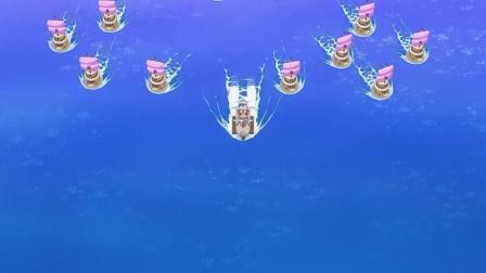 海贼王:有贝基的这句话,戚风就算是死也无憾了吧!