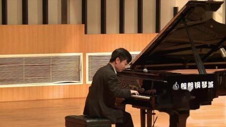 沈文裕2014长沙加演钢琴喜剧《生日快乐变奏曲》