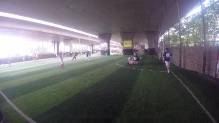87联盟足球俱乐部比赛集锦-2020080104