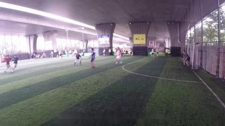87联盟足球俱乐部比赛集锦-2020080106