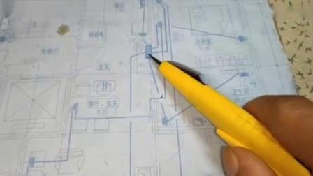 佛山考电工证,电工知识:插座平面图4