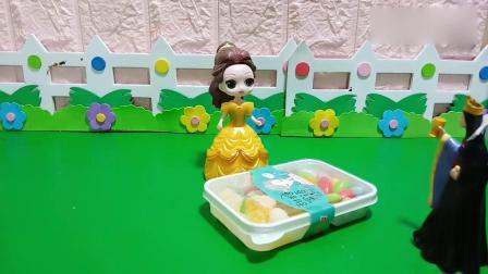 趣味玩具:小公主们怎么都不见了