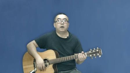 《好心分手》卢巧音 吉他教学