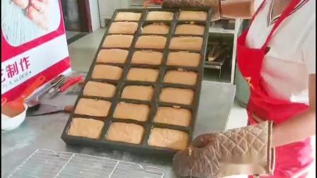江南糯米蛋糕配方比例,经营方案,操作方法。