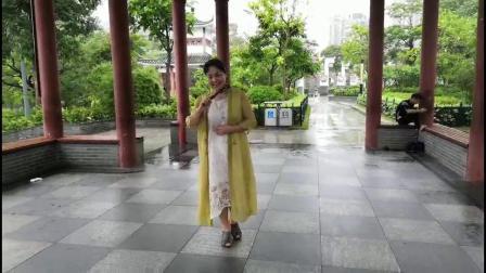 陈玉华演唱京剧《梨花颂》