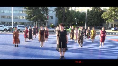松滋石油夕阳红舞蹈队