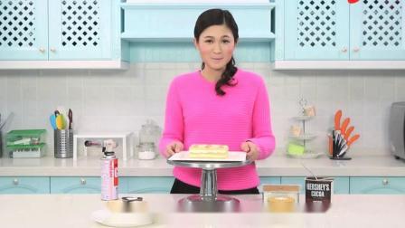 木糠布丁蛋糕教程